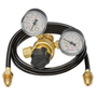 Harris® Model 601-60AR-58010 Light Duty Argon And Argon/CO2 Mix Flowgauge Shielding Gas Kit, CGA-580