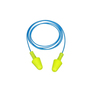 3M™ E-A-R™ Push-To-Fit Elastomeric Polymer Corded Earplugs
