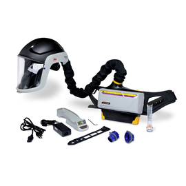 3M™ Versaflo™ TR-800-HIK Heavy Industry Intrinsically Safe Powered Air Purifying Respirator Kit (Availability restrictions apply.)