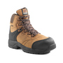 Kodiak® Size 8 Brown Journey Leather Composite Toe Hikers Boots With EVA Midsole And Slip And Oil Resistant Outsole