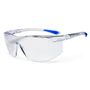 RADNOR® Readers Series 2 Diopter Clear Frameless Safety Glasses With Clear Polycarbonate Anti-Scratch Lens (Lead time for this product may be longer than normal.)