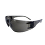 RADNOR® Classic Gray Frameless Safety Glasses With Gray Polycarbonate Anti-Scratch Lens (Lead time for this product may be longer than normal.)