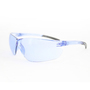 RADNOR® Classic Plus Blue Frameless Safety Glasses With Blue Polycarbonate Anti-Scratch/Hard Coat Lens (Lead time for this product may be longer than normal.)