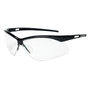 RADNOR® Premier Series Readers 2 Diopter Black Safety Glasses With Clear Polycarbonate Anti-Scratch Lens (Lead time for this product may be longer than normal.)