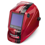 Lincoln Electric® VIKING® 3350 Red/Black Welding Helmet With Variable Shades 5 - 13 Auto Darkening Lens, 4C® Lens Technology And Code Red® Graphic