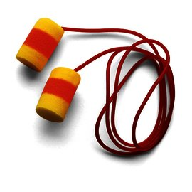 3M™ E-A-R™ Classic™ SuperFit™ 30 Earplugs 311-1126, Corded, Poly Bag
