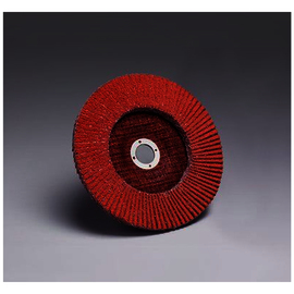 3M™ Flap Disc 947D, T27, 7 in x 7/8 in, 60 X-weight