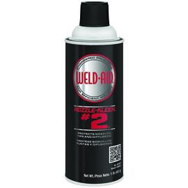 Weld-Aid 16 Ounce Aerosol Colorless Nozzle-Kleen #2® Paintable Anti-Spatter