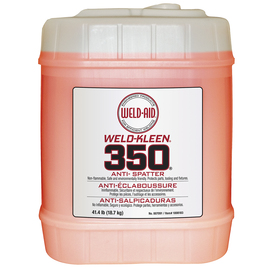 Weld-Aid 5 Gallon Pail Red Weld-Kleen 350® Water Based Anti-Spatter