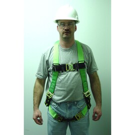 Honeywell Miller® Python® Universal Stretchable Vest Style Full Body Harness