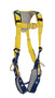 3M™ DBI-SALA® X-Large Delta™ Vest Style Positioning/Climbing  Harness With Back, Front And Side D-Rings, Tongue Buckle Leg Straps And Comfort Padding