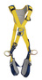 3M™ DBI-SALA® X-Large Delta™ Cross Over Style Positioning/Climbing  Harness With Back, Front And Side D-Rings, Quick Connect Buckle Leg And Chest Straps And Comfort Padding