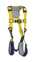 3M™ DBI-SALA® X-Large Delta™ Vest Style Harness With Back D-Ring, Quick Connect Buckle Leg And Chest Straps And Comfort Padding