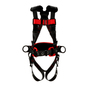 3M™ Protecta® Small Construction Style Full Body Positioning Harness With Auto-Resetting Lanyard Keeper And Impact Indicator
