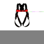 3M™ Protecta® Medium - Large Vest-Style Full Body Harness With Auto-Resetting Lanyard Keeper And Impact Indicator