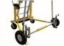 DBI/SALA® Portable Standard Height Aluminum Ladder Access System (Includes Pneumatic Wheels)