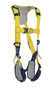 3M™ DBI-SALA® X-Large Delta™ Vest Style Positioning/Climbing  Harness With Back, Front And Side D-Rings, Quick Connect Buckle Leg And Chest Straps And Comfort Padding