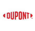 DuPont logo on white