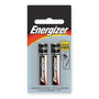 Energizer® Eveready® MAX® 1.5 Volt AAAA Alkaline Battery With Flat Contact Terminal (2 Per Card)
