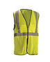 Radnor® Small/Medium Yellow Polyester/Mesh Type R Vest