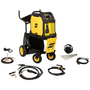 ESAB® Rebel™ EMP 285ic 120 - 230 Volts Single CC/CV Multi-Process Welder With Cart