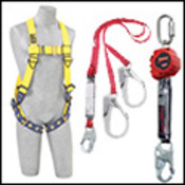 3M™ DBI-SALA® X-Large PROTECTA® FIRST™ Full Body Style Harness With Back And Side D-Ring, Tongue Leg Strap Buckle, Pass-Through Chest Strap Buckle And Torso Adjuster