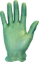 Safety Zone® Large Green 5 mil Latex-Free Vinyl Powder-Free Disposable Gloves (100 Gloves Per Box)