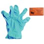 Honeywell X-Large Blue North® 5 mil Nitrile Powder-Free Disposable Medical Grade Gloves (2 Pairs Per Box)