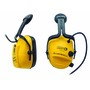 Honeywell Howard Leight Impact® H Yellow Helmet Mount Electronic Earmuffs