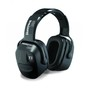 Honeywell Howard Leight Thunder® T3 Black Over-The-Head Dielectric Air Flow Control™ Earmuffs With Snap-In Ear Cushions