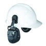 Honeywell Howard Leight Thunder® T3H Black Helmet Mount Dielectric Air Flow Control™ Earmuffs With Snap-In Ear Cushions