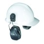 Honeywell Howard Leight Leightning® L3H Black Helmet Mount Steel-Wire Construction Air Flow Control™ Earmuffs With Snap-In Ear Cushions