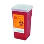 Honeywell 1 Quart Plastic Sharps® Container