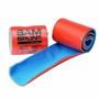 Honeywell  Blue/Orange Foam/Metal Splint
