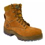 Honeywell Size 9 Brown Oliver 45 Series Leather Composite Toe Safety Boot With TPU Abrasion Resistance Outsole