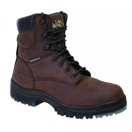 Honeywell Size 8 1/2 Brown Oliver 45 Series Leather Composite Toe Safety Boot With TPU Outsole