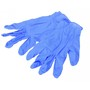 Honeywell Large Blue North® 7 mil Nitrile Powder-Free Disposable Medical Grade Gloves