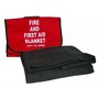 Honeywell  Gray Wool Fire And First Aid Blanket
