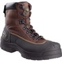 Honeywell Size 11 1/2 Brown Oliver 65 Series Leather Steel Toe Safety Boot With Polyurethane Midsole/Rubber Outsole