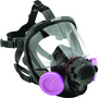 Honeywell Medium - Large 7600 Series Full Face Silicone Air Purifying Respirator (Availability restrictions apply.)