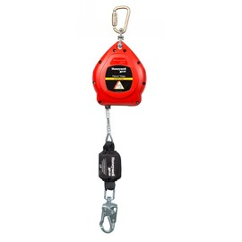 Miller® Falcon Edge 20' Galvanized Steel Self-Retracting Lifeline With Integral Shock Absorber