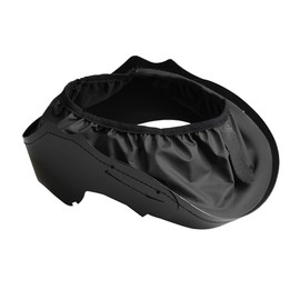 Honeywell North® Black Primair™ Leather Head And Neck Protector (For PA800 Series)