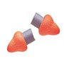 Honeywell Howard Leight QB2®HYG Orange Banded Earplug Replacement Pods