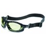 Honeywell Uvex Seismic® Black Safety Glasses With SCT-Low IR Anti Fog HydroShield® Lens