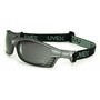 Honeywell Uvex Livewire® Silver Safety Glasses With Gray Anti Fog HydroShield® Lens