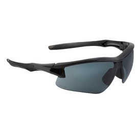Honeywell Uvex Acadia™ Black Safety Glasses With Gray Uvextreme Plus® Anti-Fog Lens