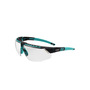 Honeywell Uvex Avatar™ Blue Safety Glasses With Clear Anti-Fog Lens (Lead time for this product may be longer than normal.)