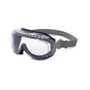 Honeywell Uvex Flex Seal® Indirect Vent Over The Glasses Goggles With Blue Low Profile Frame And Clear Uvextreme® Anti-Fog Lens
