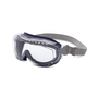 Honeywell Uvex Flex Seal® Indirect Vent Over The Glasses Goggles With Blue Low Profile Frame And Clear Uvextreme® Anti-Fog Lens (Lead time for this product may be longer than normal.)
