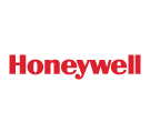 Honeywell logo on white